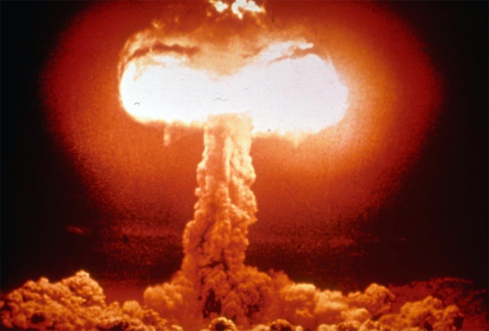 Конец света который так и не наступил атомный взрыв