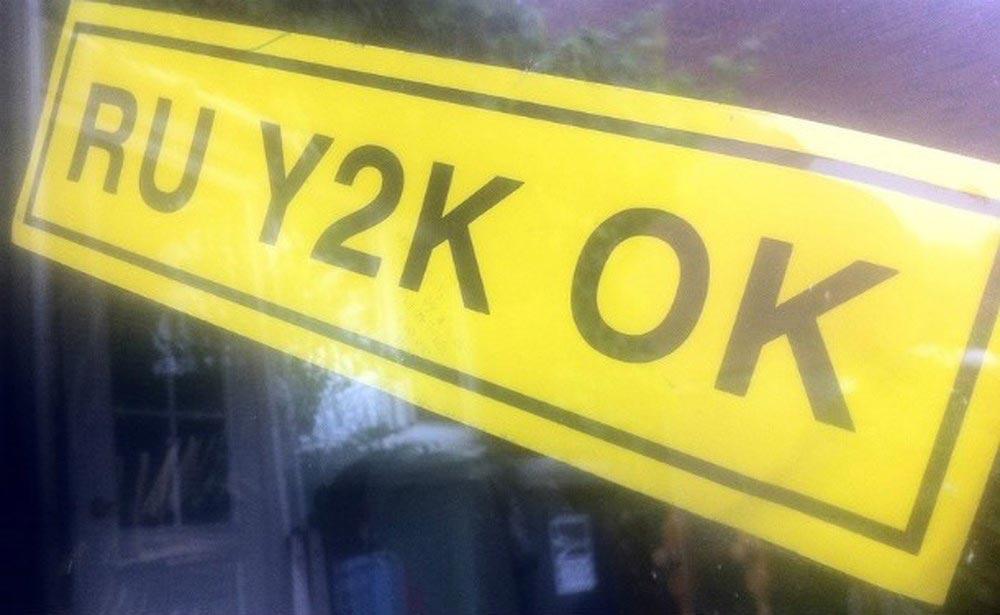 Конец света который так и не наступил Баг Y2K