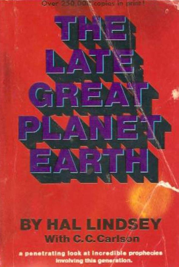 Конец света который так и не наступил Хэл Линдси книга Бывшая великая планета Земля