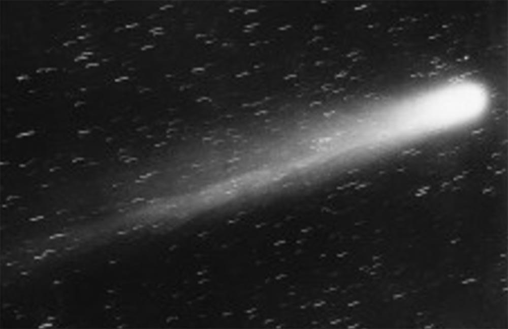 Конец света который так и не наступил хвост кометы Галлея