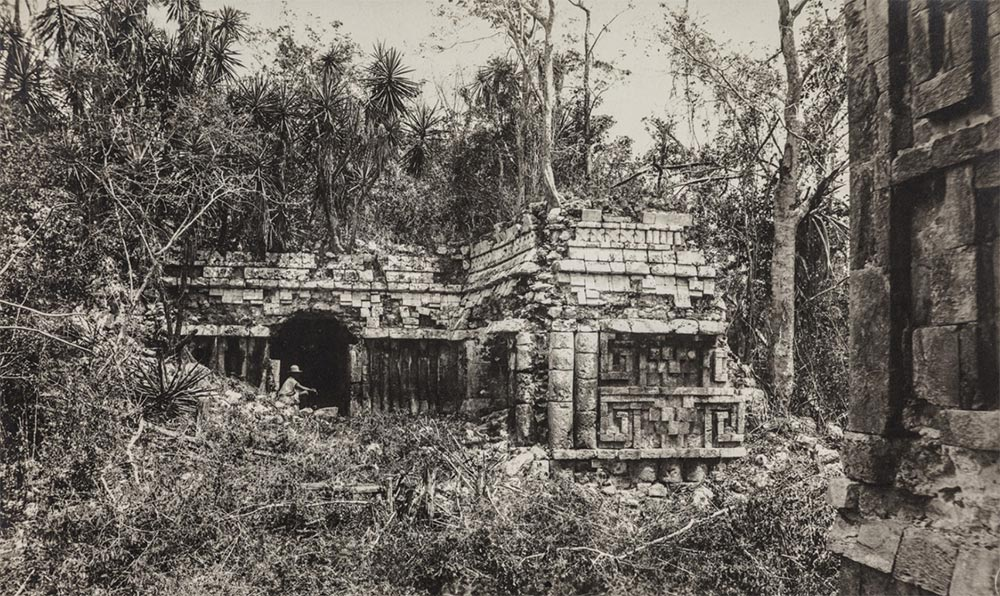 Древности майя Экспедиции Теоберта Малера на Юкатан