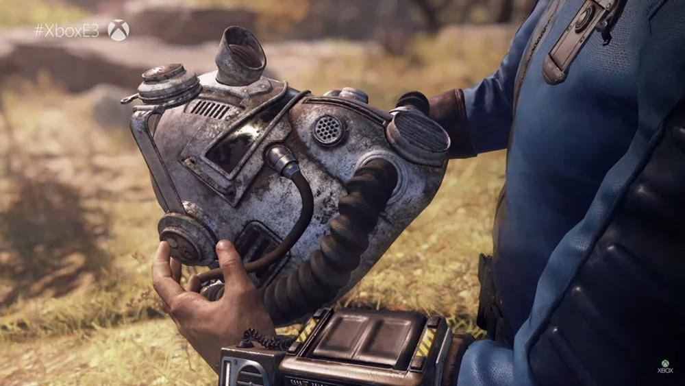 игра подробности о Fallout 76