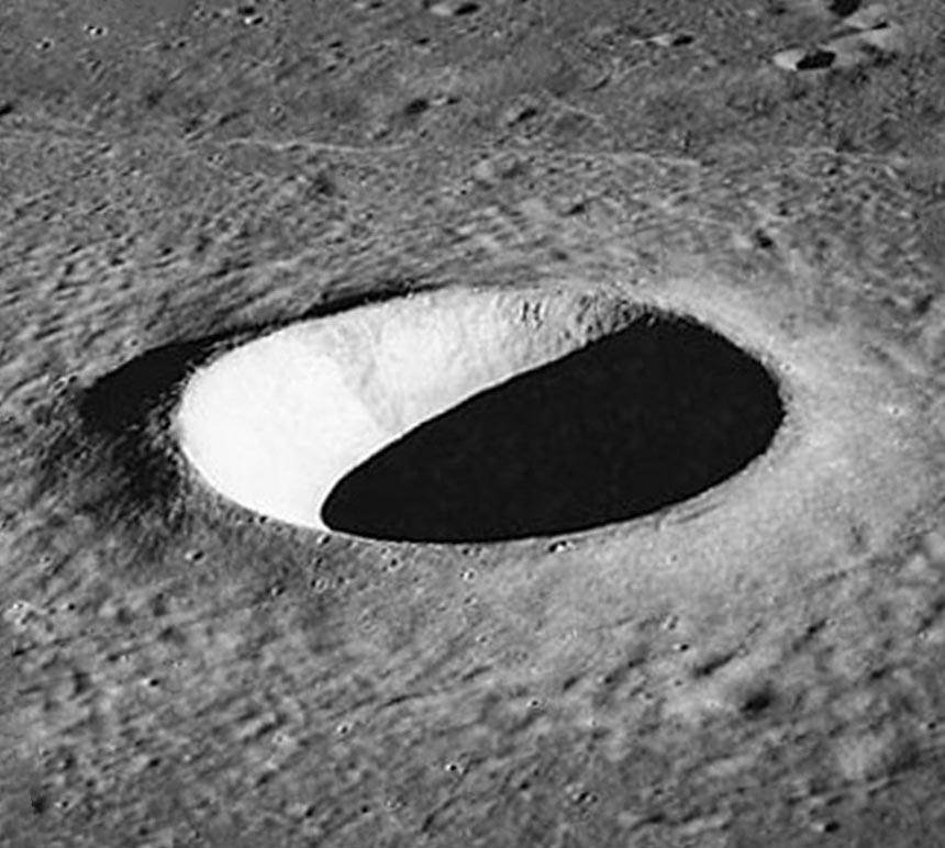 факты Луна поверхность