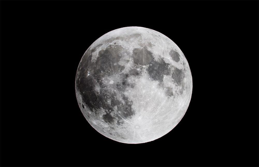 факты о Луне загадочная