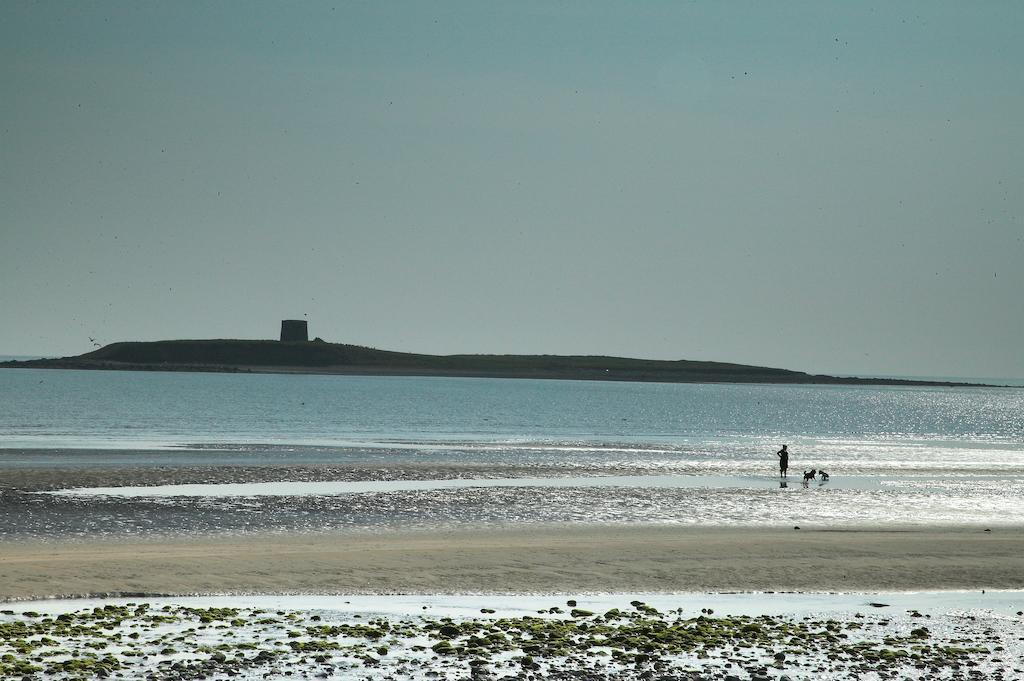 Ирландские пляжи близ Дублина Пляжи в Скеррис