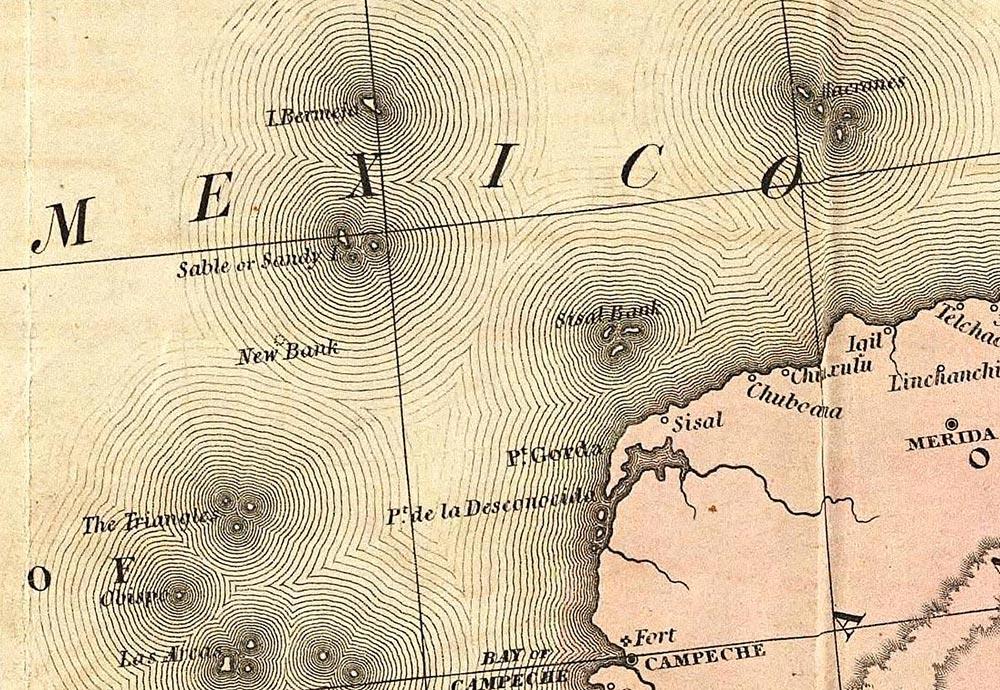 загадочные острова Исла Бермеха