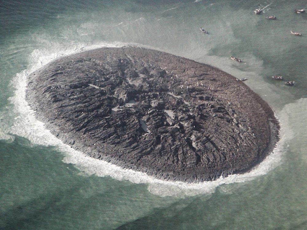 загадочные острова