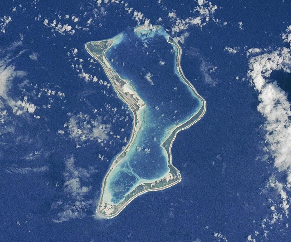 загадочные острова Диего Гарсия