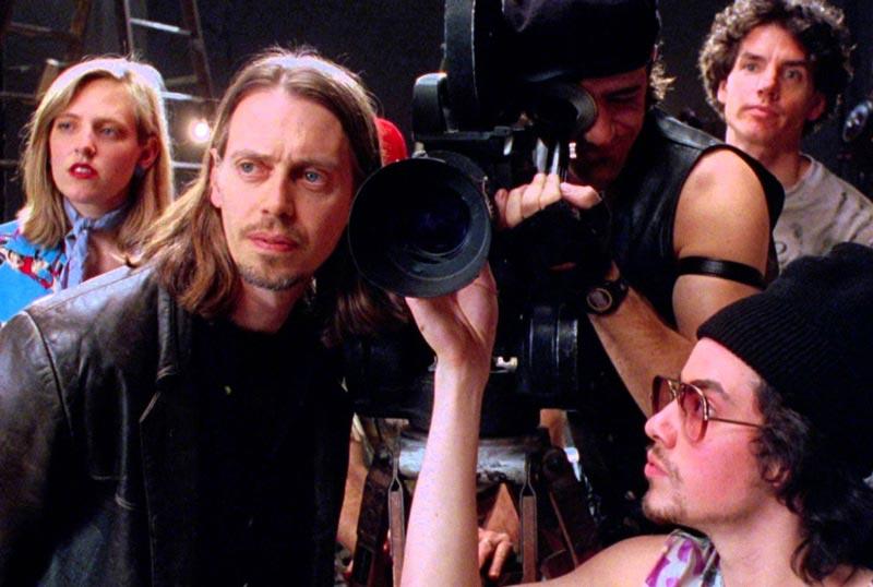 фильмы высмеивающие индустрию кино Жизнь в забвении