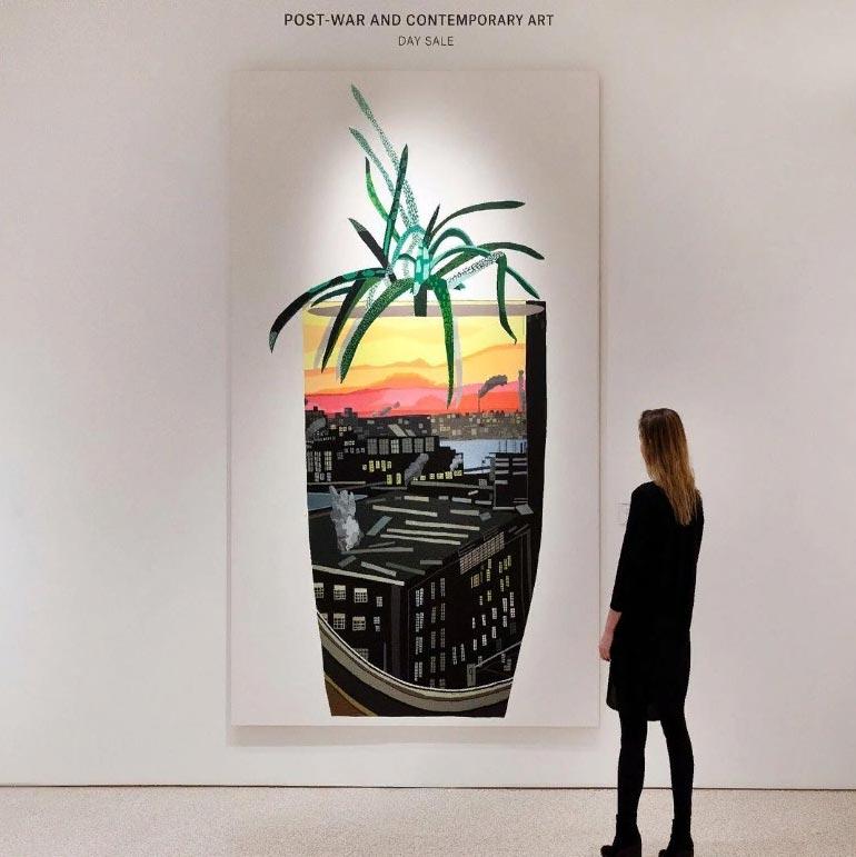 Sotheby's и Christie's перестанут снимать девушек для рекламных фотографий