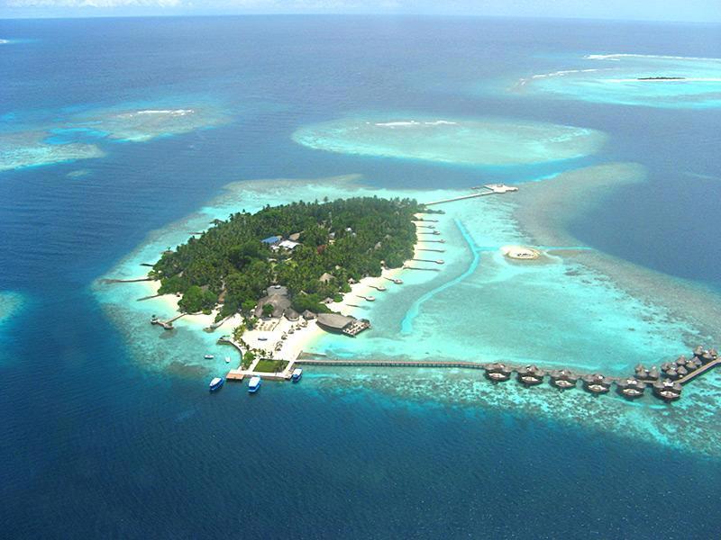 крошечные места Тувалу