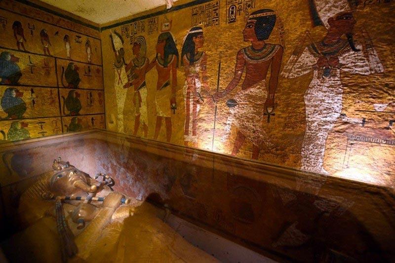 факты о Древнем Египте Слуги и воины фараонов