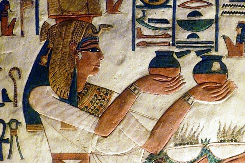 факты о Древнем Египте Антибиотики