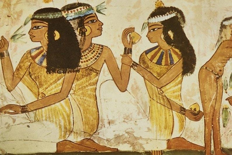 факты о Древнем Египте косметика