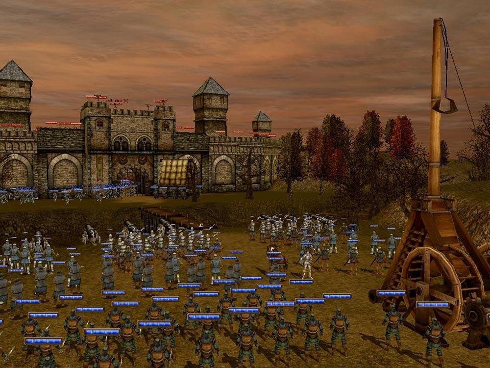 игры о Средневековье Wars and Warriors: Joan of Arc