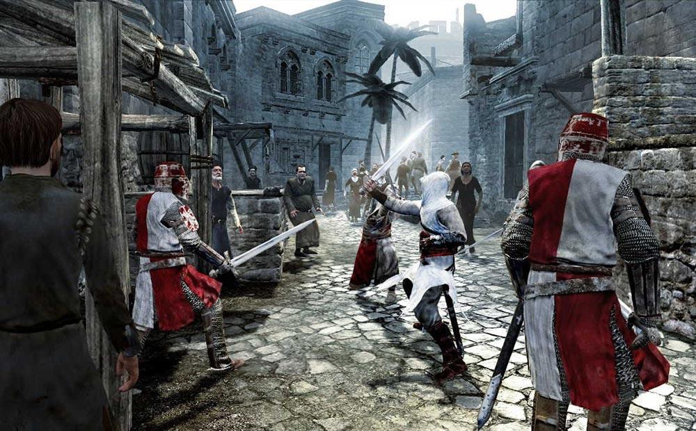 игры о Средневековье Assassin's Creed