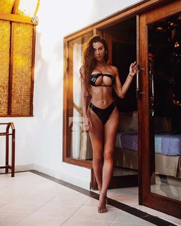 Перевернутые бикини — новый пляжный тренд
