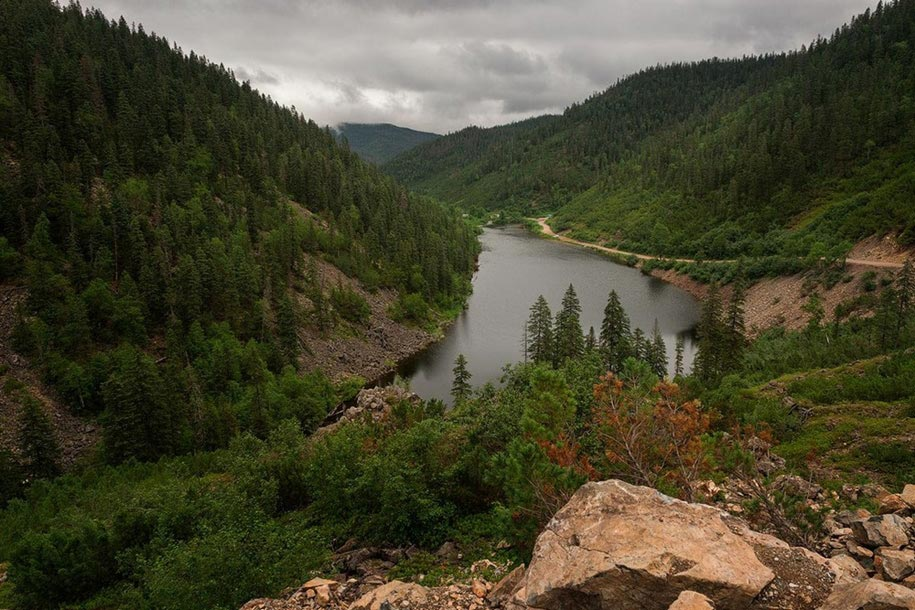 Алексей Сорокин: красота природы Приморского края