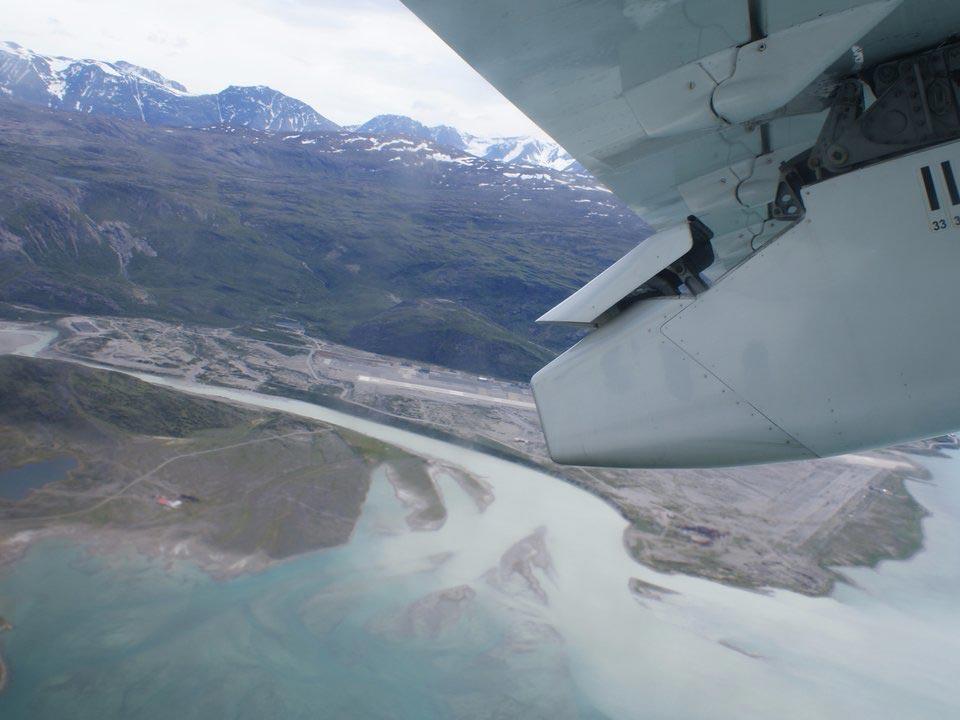страшные взлетно-посадочные полосы Аэропорт Нарсаруак Гренландия