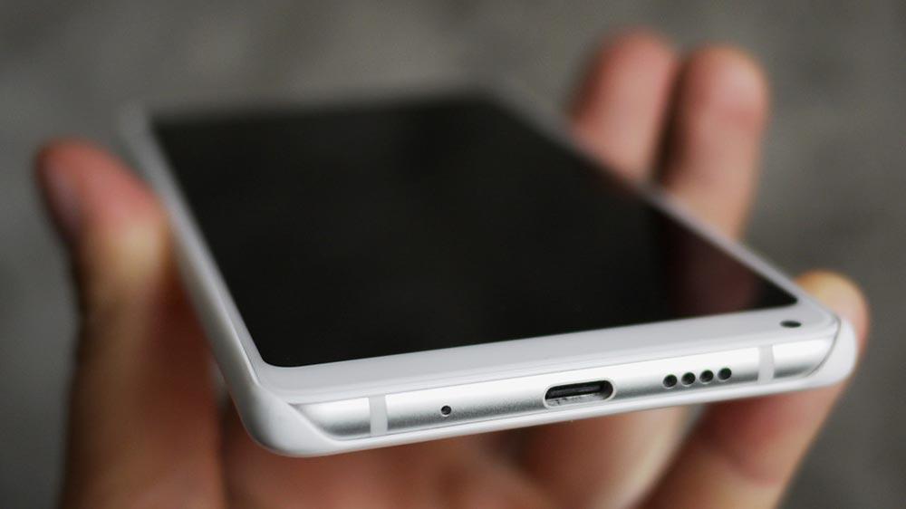 Обзор смартфона Xiaomi Mi Mix 2S дизайнерский фотофлагман
