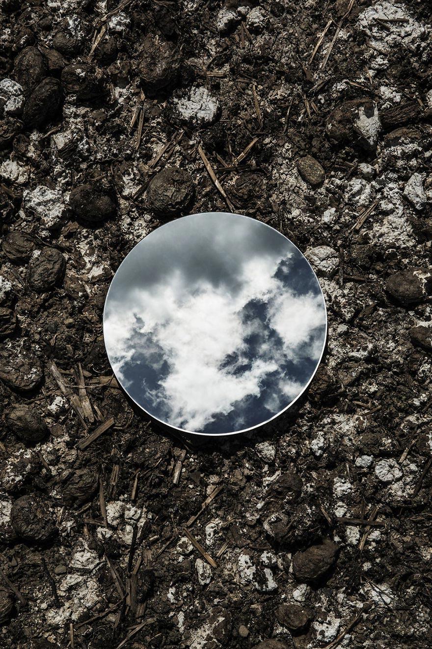 Красота природы в зеркальных отражениях