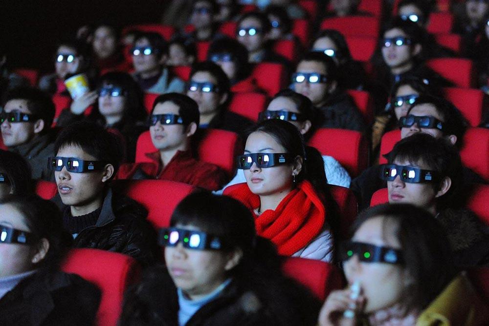 Китай станет сверхдержавой кинотеатр кино
