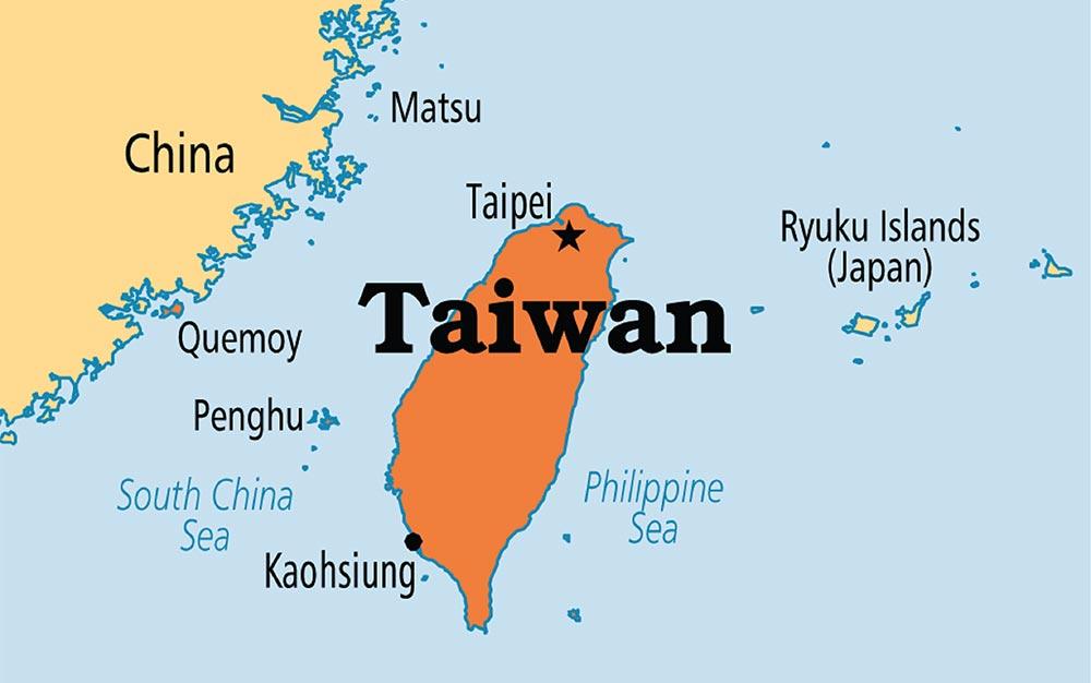 Китай станет сверхдержавой Тайвань