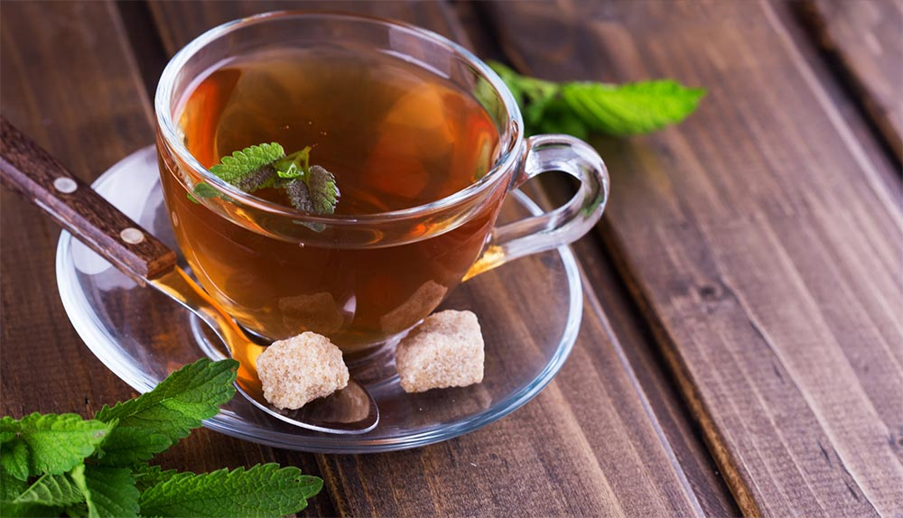 Охлаждающие советы лайфхаки пережить жару горячий чай