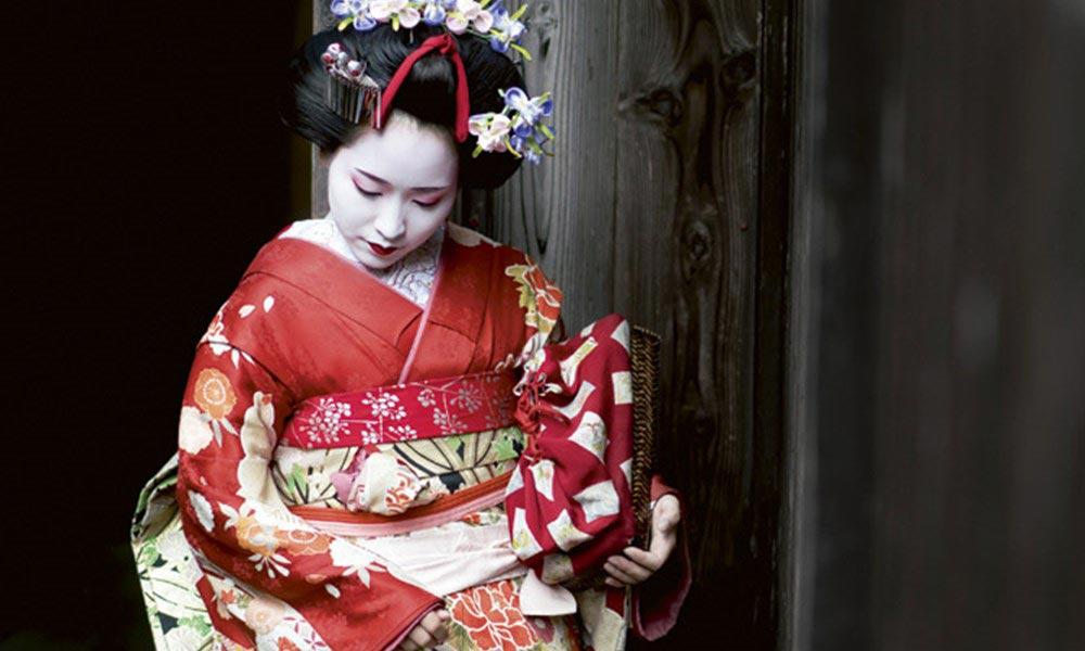 факты о гейшах Япония