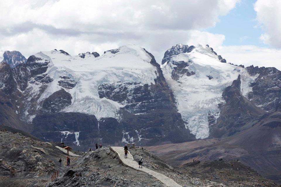 Глобальное потепление ледники тают