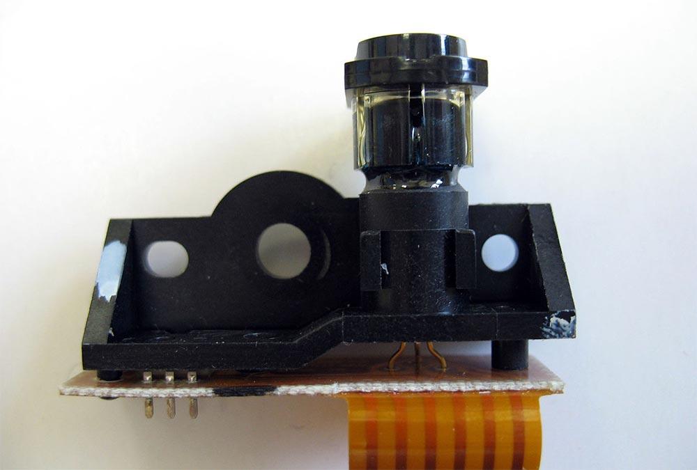 История создания лазера Полупроводниковый лазер принтер Hewlett-Packard