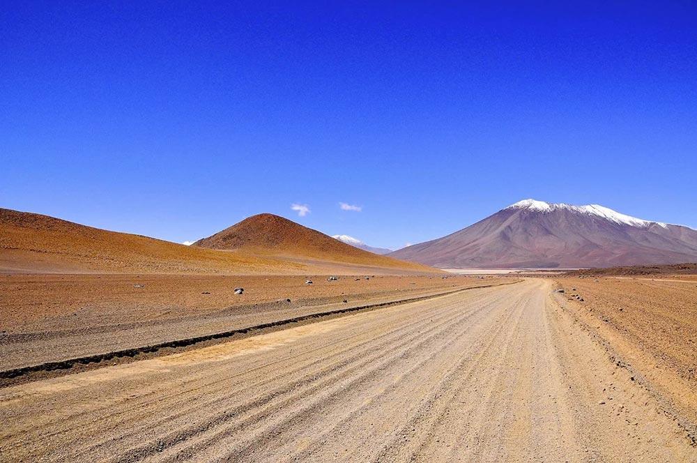 главные места на планете Пустыня Атакама