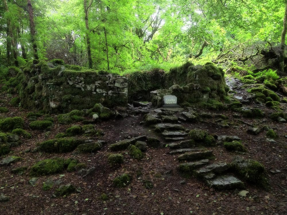 мифические места Королевство феи Ирландия