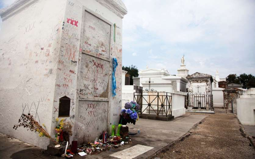 мифические места Ворота Гвинеи Новый Орлеан