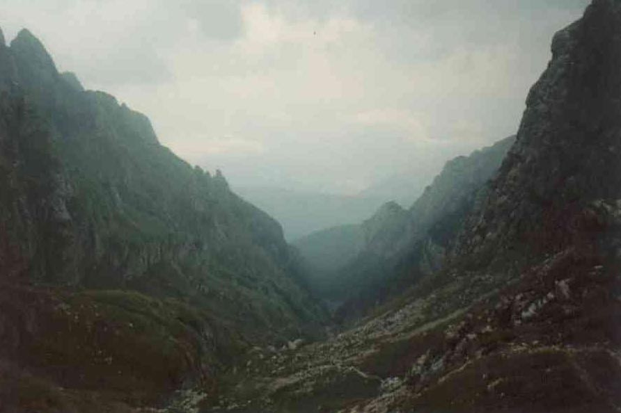 мифические места Scholomance Румыния