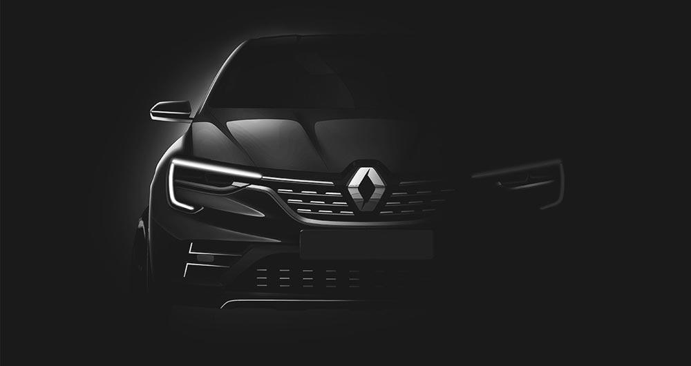 интересные новинки Кроссовер: кросс-купе Renault