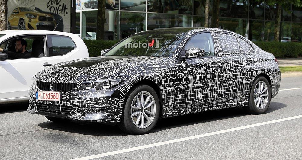интересные новинки Седан: новая BMW 3-Series