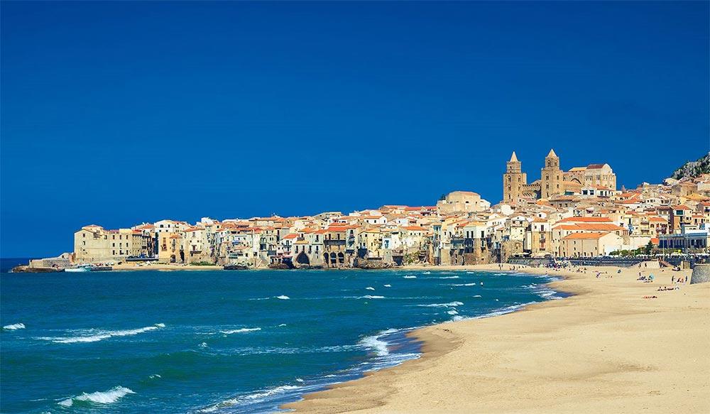 Италия удивительные места Сицилия