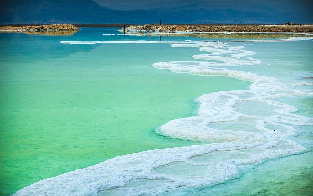 Иордания культовые места Мертвое море