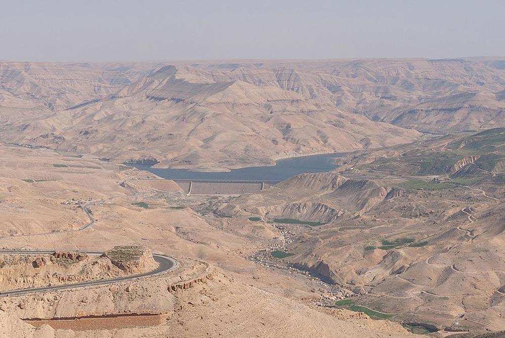 Иордания культовые места Муджиб