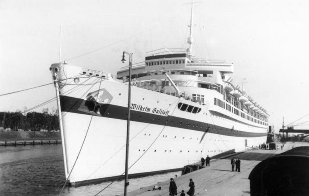 Янтарная комната круизный лайнер Вильгельм Густлофф Wilhelm Gustloff