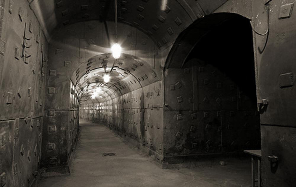 Янтарная комната бункер второй мировой войны