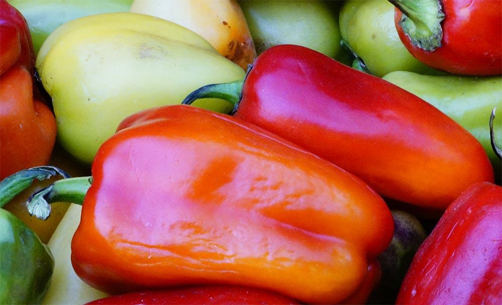 способы заморозки фруктов и овощей болгарский перец