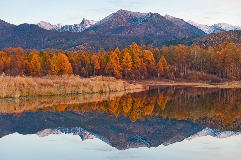 природный заповедник России Баргузинский заповедник