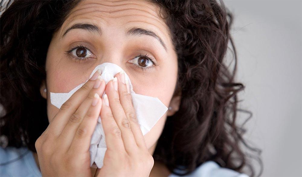 негативные эффекты кондиционера Респираторные и инфекционные заболевания