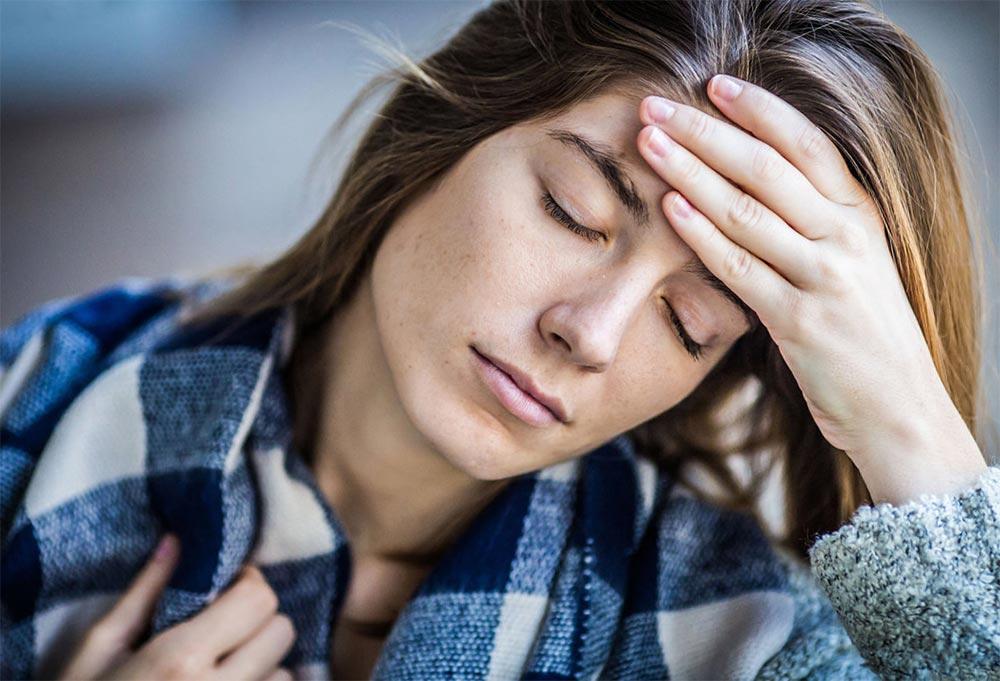 негативные эффекты кондиционера Сонливость и вялость