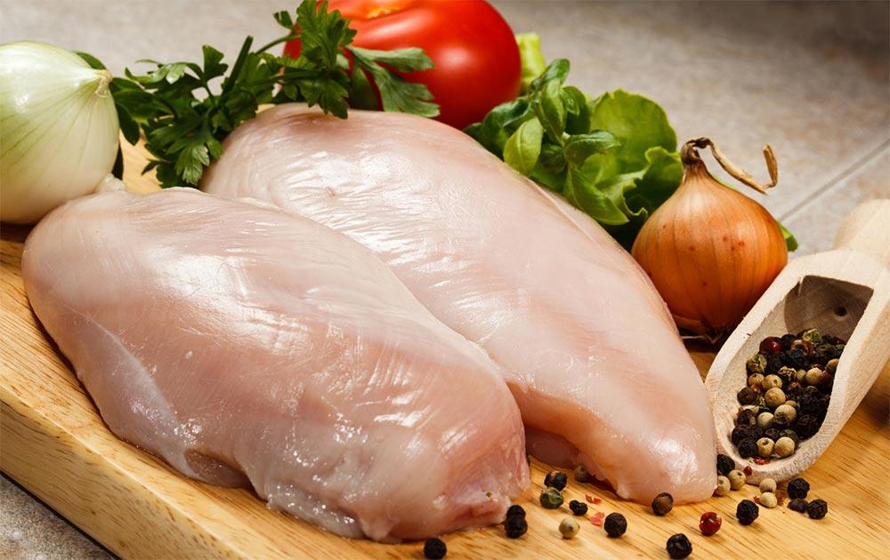 белое мясо куриная грудка