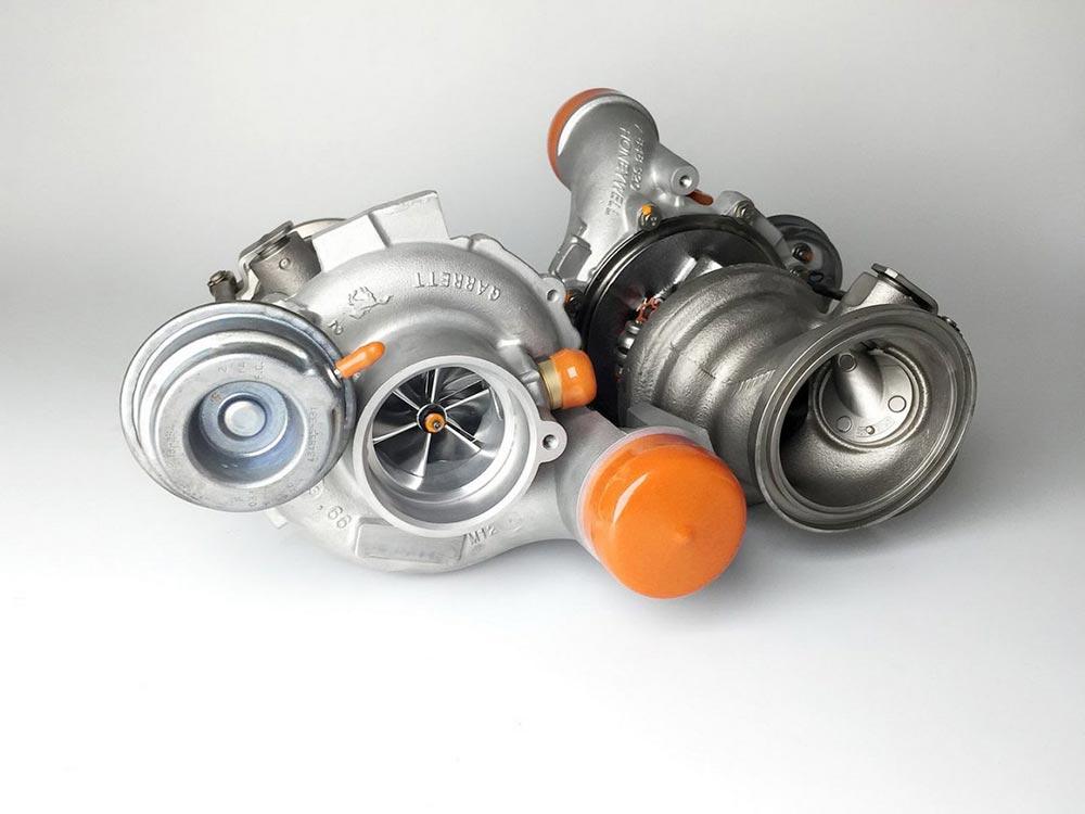 тюнинг БМВ tuning BMW M5 F90 G-Power