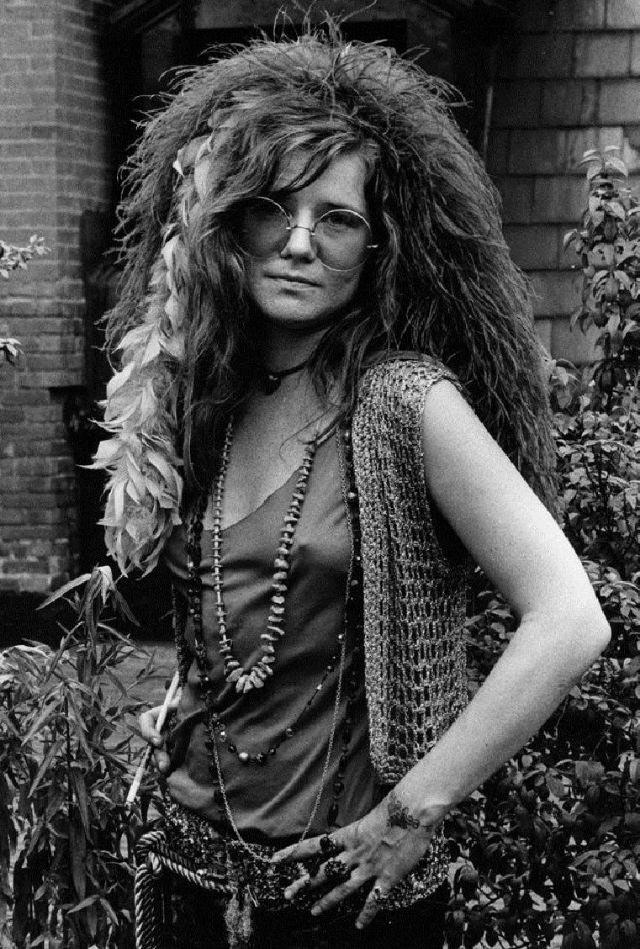 Дэвид Гахр David Gahr фотографии Дженис Джоплин Janis Joplin