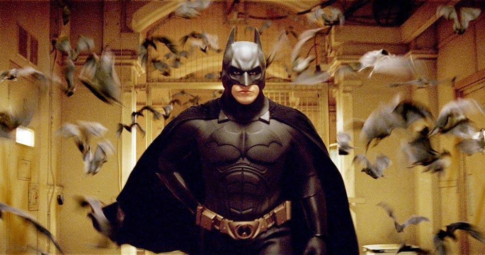 фильмы кино Бэтмен: Начало Batman Begins